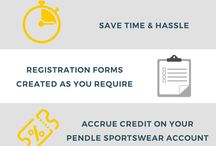 SignOnline / Pendle's free and simple online player registration & payment facility