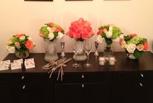 Floral Arrangements / Love flowers!