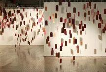 Installation / Inspiring Ceramic Installations
