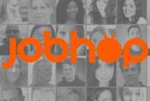 Jobhop Kickstarter Campaign / Join our #Kickstarter It's a mission to make employment human ..There's a lot of work to do but we believe it can be done. Be part of this journey. #crowdfunding