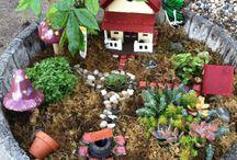 Keijujen puutarhat