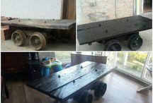 DIY JG / Restauraciones y reutilizacion de materiales