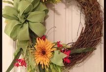 Crafts~Wreaths