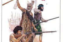 Aotearoa Land Wars - British Regalia