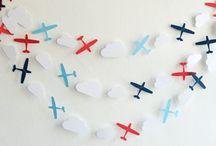 Babyzimmer Flugzeuge