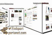 trabajo realizado / Soy consultor TIC y a veces creo sitios Web