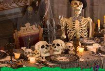 Halloween Party Prepration