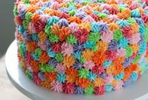 Cakes,  decor, inspiration