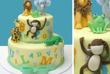 Creative cakes / by Theresa Dezan