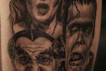 Tattoos / by Christy Yarrington