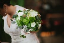 Varsity Theatre wedding flowers / Flowers created by Artemisia Studios for a wedding at the Varsity in Minneapolis