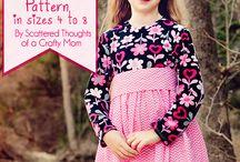 Free Girls Stuff to make / by Sewing lady