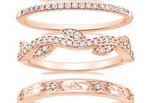 Lady's Wedding Bands