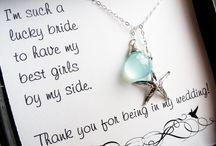 Thank u for bridesmaids