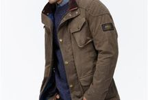 Men's Coats and Jackets / With cooler weather on the horizon the need for quality outerwear increases. Our new collection of men's coats and jackets is perfect for the man who wants to stay stylish whatever the weather. Quilted Jackets. Waterproof Jackets. Tweed Jackets
