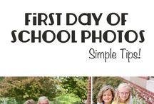 Family Photos / Tips, tricks & ideas for taking some great family photos