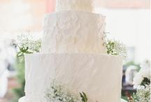 wedding cakes & deserts