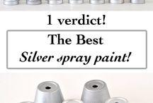 best silver paint