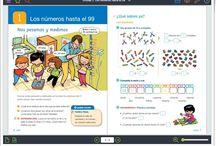 2º Matemáticas Unidades Didácticas / Material complementario para el desarrollo de las Unidades Didácticas de Matemáticas de 2º Nivel de Educación Primaria. Juegos, actividades interactivas y materiales didácticos.