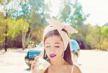 Ariana Grande / Not Arianator but i love her