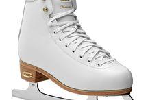 Ice Skates / Ice, Skates, Ice skates, figure skates, skate