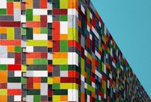 colours in architecture