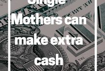 Earn Extra cash / Things that you can do as a single mom to earn extra cash and better support your family