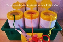 Fine Motor - Classroom / by Maggie Green