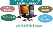 Onsite Laptop Repair Service In Gurgaon / Are you looking onsite laptop repair service in Gurgaon?  Do you want to see your laptop repairing in front of your eye sight?  Do you want to get service same day at affordable prices in Gurgaon. Then contact to Local Service Wala will help you to fix your computer repair issues at your home in Gurgaon at the best prices.