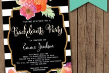 Wedding Invitations / by BrightVine Designs
