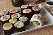 Sushi selber gemacht