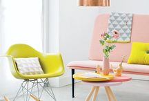 50 Shades Of Pastel / Pastel Home Objects