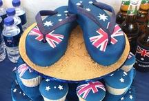 Australia Day Party Ideas / Aussie party ideas for your Australia Day celebrations!  Shop for Australia Day Party Supplies at Partyrama - https://www.partyrama.co.uk/themes/australian-party-supplies/