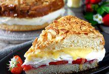 Neu interpretierte Kuchen-Klassiker / bekannte Kuchen, Torten und Gebäck in neuem Gewand.  Aus alt macht neu. Lecker und ungewöhnlich