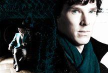 All Things Sherlock / by Pamela Barrett