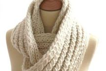 tricot snood