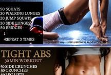 30 minute Ab & Butt