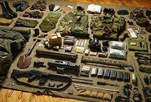 Broń i wyposażenie
