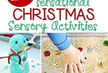 Elementary Sensory Activities / Here are all sorts of ideas for your students with sensory needs.