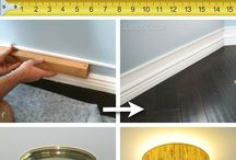 DIY Home Projects / Projects that are simple and easy to do in your own home!