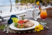 Dining at Windjammer / Treat your palate to local specialties and international cuisine at our five restaurants. Culinary choices span from casual to elegant with a bountiful menu of tropical cocktails and entertainment!   / by Windjammer Landing