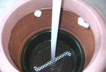 Fishpond filter
