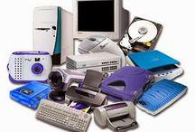 Komputer / perangkat keras (hardware) komputer, perangkat lunak (software) komputer, sistem komputer, aplikasi, sistem operasi, jaringan komputer