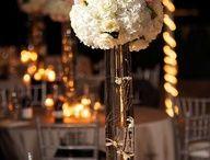 Centros de Mesas / Centros de Mesas para boda!
