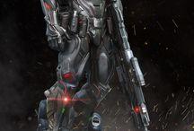 sci fi avatar