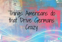 Expat Life in Germany / Tips and personal experiences to help new Expats in Germany, especially Americans in the Eifel.