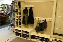 Garage Renovation / How to organize your garage (to make room for your bikes, of course!)