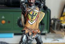 Figurini 54mm Chimenti