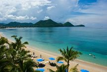 Beaches and Pools / Saint Lucia's beautiful beaches and pools