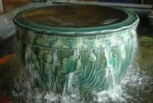 OUTDOOR FOUNTAINS / by Donna Stovall